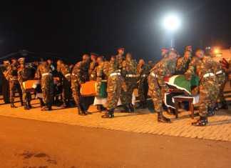 Prophecy Fulfillment: - Massacre of KDF in Somalia by Al-Shabaab