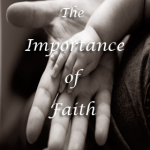 Importance of faith