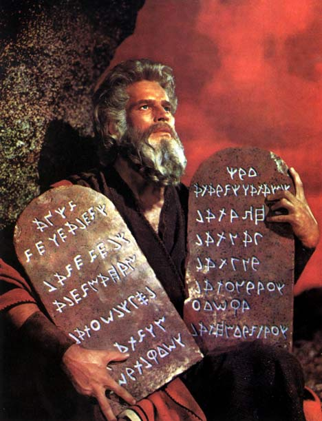 Explanation of the Ten Commandments