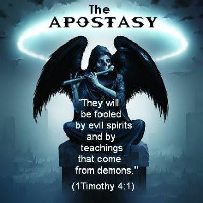 Today Church Apostasy