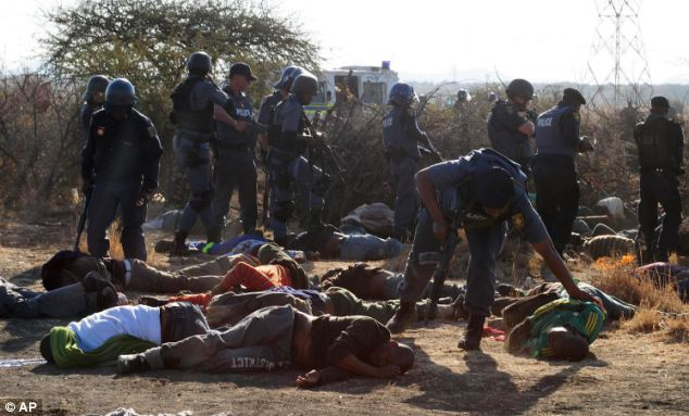 south africa miners killed