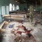 Grenade attack on a church in Kenya