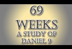 69-weeks of Daniel 70 weeks fulfilled