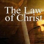 The law of Christ 150x150 What is the law of Christ