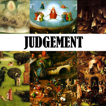 heaven judgment: - Judgment seat of Christ & the great white throne