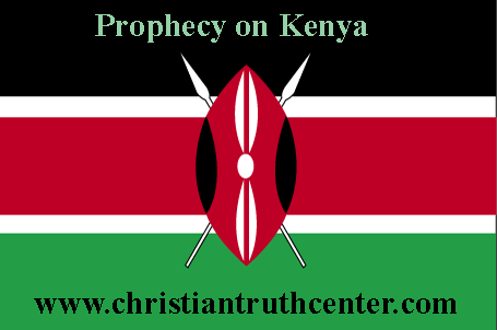 God Judgment Prophecy on Kenya and Kenya Grace Period