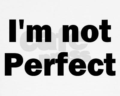 None of God's servants were perfect