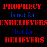 Prophecy is not for unbelievers but for believers