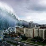 Prophecy of floods and water devastation coming to earth