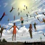 Rapture events: - What will happen in rapture