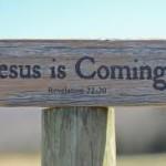 'I AM Coming' Jesus Christ said to me