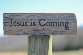 'I AM Coming' Jesus Christ said to me