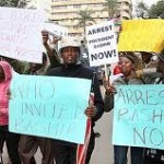 Prophecy of Demonstrations coming to Kenya