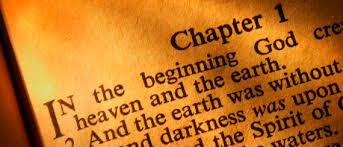 Genesis creation gospel prophecy