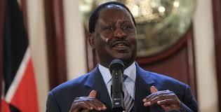 Former Kenya Prime Minister Raila Odinga's Life in Danger