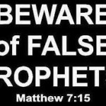 True Prophets of God are Send with Repentance Not Prosperity Message