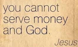 Do Not Make Money With the Gospel of Jesus Christ