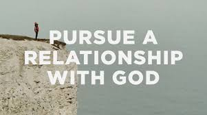 If God Does Not Answer You, Your Personal Relationship with Him is Not Right