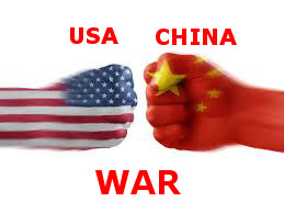 Prophecy of USA and Asia War with Europe Joining and Africa caught in-between