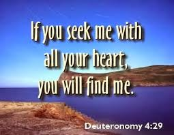 How to Seek Jesus Christ and Find Him