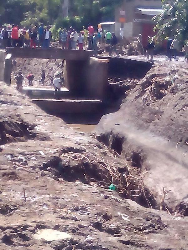 Prophecy Fulfillment: - Devastating Floods Hit Kenya