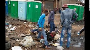 Xenophobic Killing: - South Africa Prophecy Being Fulfillment