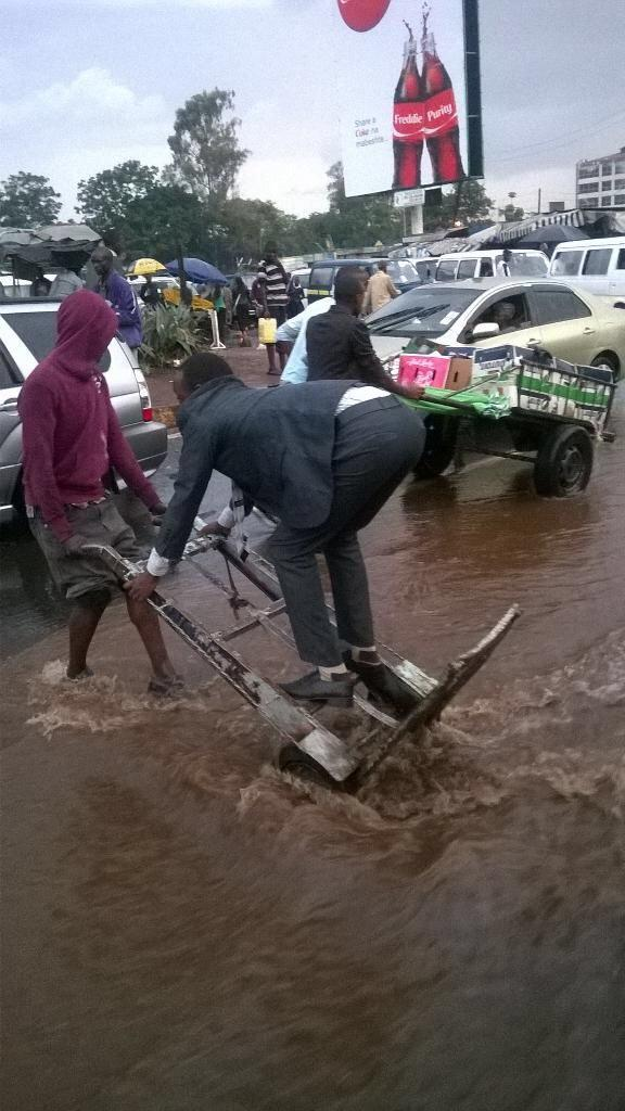 floods in Nairobi Kenya