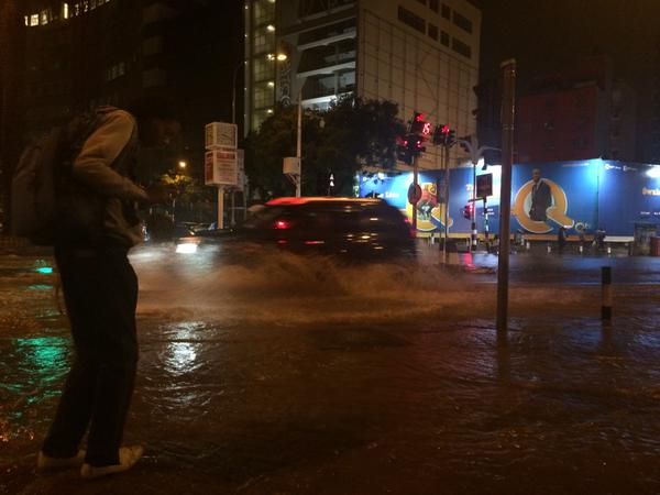 Nairobi floods