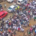 Prophecy of Women Protest in Nairobi Kenya