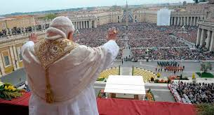 Vision of the Roman Catholic Church Rising to be Who She Was