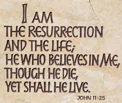 For You to be Resurrected after Death, You Must Believe that Jesus Will Resurrect You