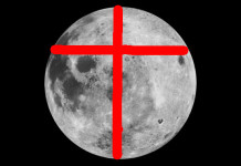 Vision of Blood Cross on Moon and Rapture