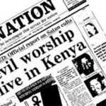A Walk with God inside Satan Kingdom in Kenya. Devil worship alive in Kenya