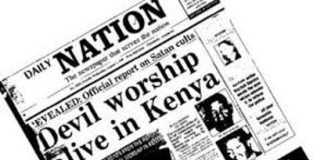 A Walk with God inside Satan Kingdom in Kenya. Devil worship alive in Kenya