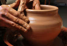 God is the potter. Great God Servants Are Molded Only By God – No Human Being is Involved