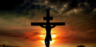 'I Died on the Cross Not to Baptize you with Water but with the Holy Spirit', Jesus said