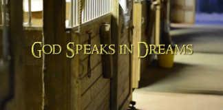 True God Servants Dream Dreams and See Visions - No True God Servant is Blind