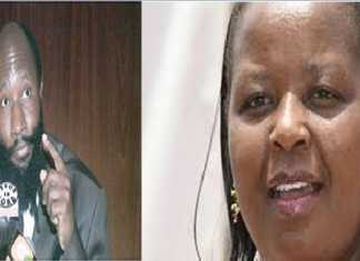 Fight of Two God Servants in Kenya (Prophet Owour & Bishop Margaret Wanjiru)