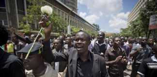 Prophecy of Demonstration Against Uhuru Kenyatta Government for Touching a Beloved Politician