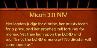 Vision of Satan Destroying God Servants