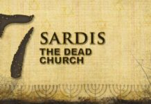 Church in Sardis – The Living Dead