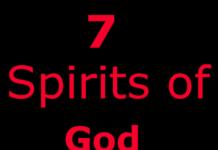 The 7 Spirits of God