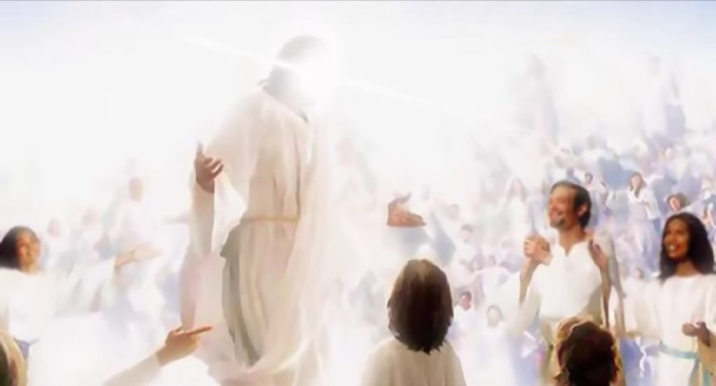 vision of bride of christ in heaven » christian truth center
