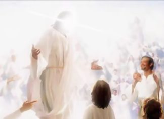 Vision of Bride of Christ in Heaven