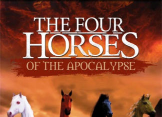 The 4 Horses of Apocalypse