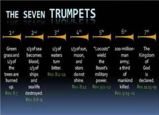 The 7 Angels of Apocalypse