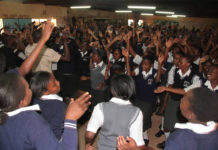Vision of Devil Agents Mass Recruiting Students in Schools