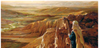 Why Moses Entered Not the Promised Land – Law vs GRACE
