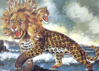 Rev 13 – Beast Rising up out of the Sea & Beast Coming up out of the Earth
