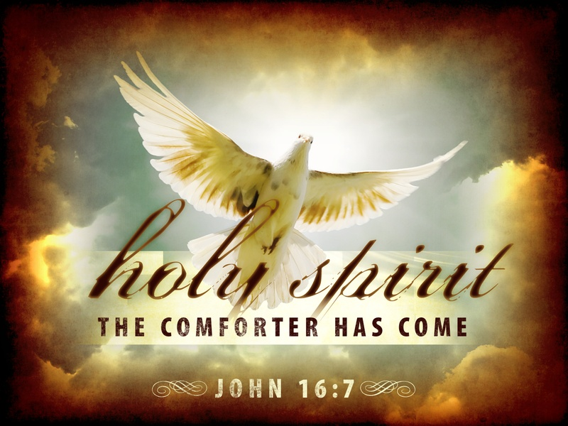 functions of the holy spirit